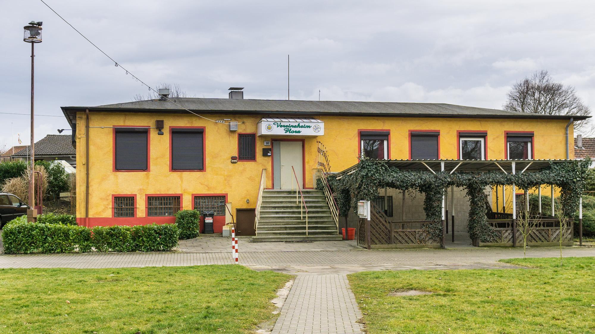 """Kleingärtnerverein """"Flora"""" e.V.  1948"""